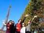 Wycieczka do Paryża 10.2017